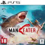 اکانت قانونی ظرفیت 2 بازی Maneater برای PS5