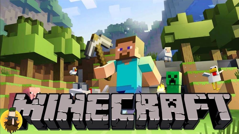 بازی Minecraft  برای پلی استیشن 5