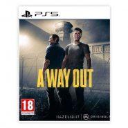 اکانت قانونی بازی A Way Out برای PS5 | ظرفیت دو