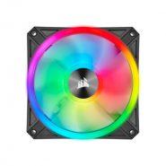 فن کیس Corsair | مدل CorsairiCUE QL120 RGB 120mm PWM Single Fan
