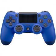 دسته PS4 آبی | DualShock 4 Blue New