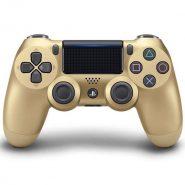 دسته PS4 طلایی | DualShock 4 Gold New