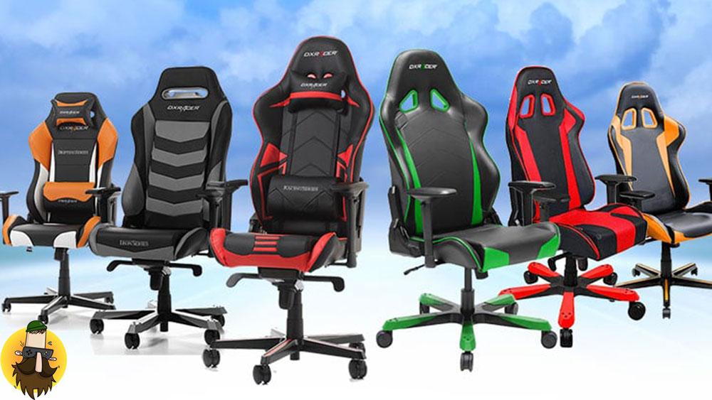 نقد و بررسی صندلی های گیمینگ dxracer