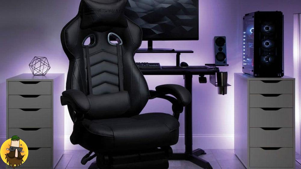 امکان تنظیم زاویه پشتی و ارتفاع صندلی