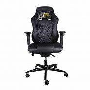 صندلی گیمینگ بامو مشکی چرمی | Gaming Chair Bamo Black