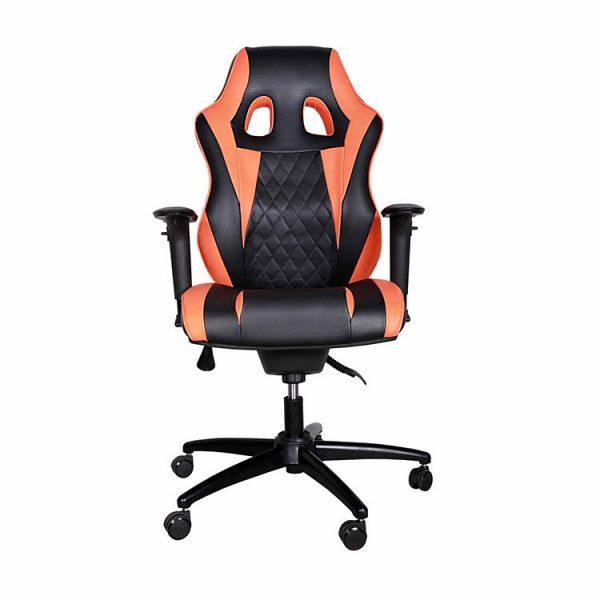 صندلی گیمینگ بامو نارنجی   Gaming Chair Bamo Orange