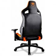 صندلی گیمینگ کوگار نارنجی | مدل Gaming Chair Cougar Armor S
