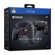 کنترلر مشکی Nacon Revolution Unlimited Pro Black