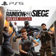 اکانت قانونی بازی Rainbow Six Siege Deluxe Edition برای PS5 | ظرفیت دو
