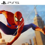 اکانت قانونی بازی Spiderman GOT برای PS5 | ظرفیت دو