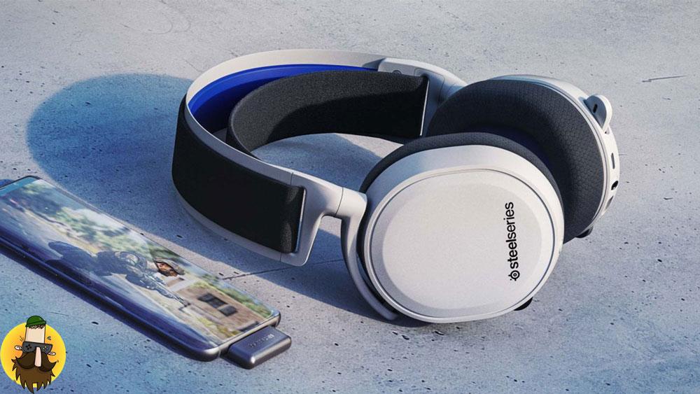 هدست SteelSeries Arctis 7p بهترین هدست برای PS5