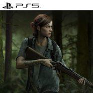 اکانت قانونی بازی The last of US 2 برای PS5 | ظرفیت دو
