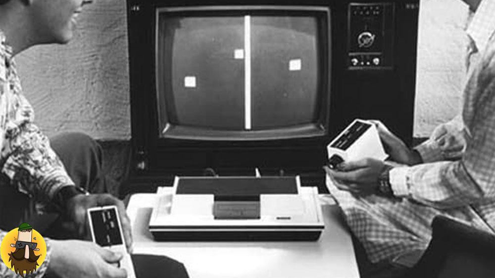 نسل اول کنسول های بازی