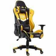 صندلی گیمینگ Extreme سری Zero | رنگ زرد
