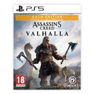 اکانت قانونی بازی Assassin's Creed Valhalla gold edition برای PS5 | ظرفیت دو