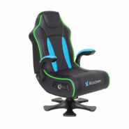 صندلی گیمینگ X Rocker | مدل CXR3 LED Audio Pedestal Gaming Chair