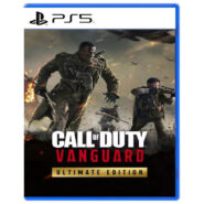 نسخه فیزیکی بازی Call of Duty: Vanguard نسخه Ultimate | مخصوص PS5