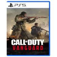 نسخه فیزیکی بازی Call of Duty: Vanguard | مخصوص ps5