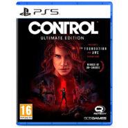 نسخه فیزیکی بازی Control نسخه Ultimate | مخصوص PS5