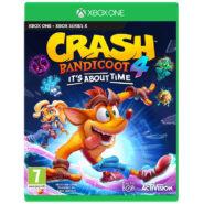دیسک بازی Crash Bandicoot 4 | مخصوص XBOX ONE
