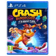 دیسک بازی Crash Bandicoot 4 | مخصوص PS4