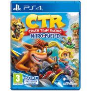 دیسک بازی Crash Team Racing Nitro-Fueled | مخصوص PS4