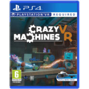 دیسک بازی Crazy Machines VR | مخصوص PSVR