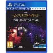 دیسک بازی Doctor Who: The Edge of Time | مخصوص PSVR
