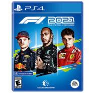 نسخه فیزیکی بازی F1 2021 | مخصوص PS4
