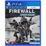 دیسک بازی Firewall: Zero Hour | مخصوص PSVR