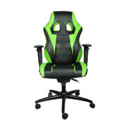 صندلی گیمینگ بامو | سبز | Gaming Chair Bamo Green