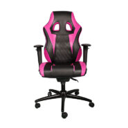 صندلی گیمینگ بامو | صورتی | Gaming Chair Bamo pink