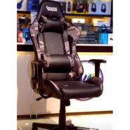 صندلی گیمینگ ارتشی خاکستری Gaming Chair iRace Gray Camo