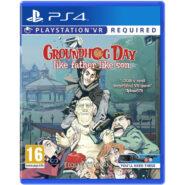 دیسک بازی Groundhog Day | مخصوص PSVR