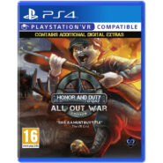 دیسک بازی Honor and Duty نسخه All Out | مخصوص PS4