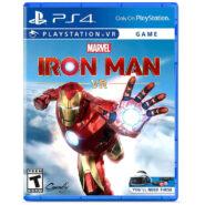 دیسک بازی Iron Man VR | مخصوص PSVR