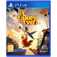 دیسک بازی It Takes Two | مخصوص PS4