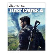 اکانت قانونی بازی Just Cause 4 برای ps5