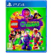 نسخه فیزیکی بازی LEGO DC Super-Villains | مخصوص ps4
