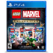 نسخه فیزیکی بازی LEGO Marvel Collection | مخصوص PS4
