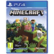 دیسک بازی Minecraft Bedrock | مخصوص PS4