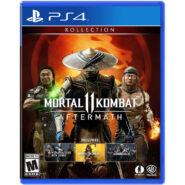 نسخه فیزیکی بازی Mortal Kombat 11 Aftermath Kollection | مخصوص PS4