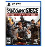نسخه فیزیکی بازی Rainbow Six Siege Deluxe Edition | مخصوص PS5