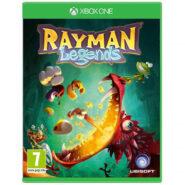 دیسک بازی Rayman Legends   مخصوص Xbox One