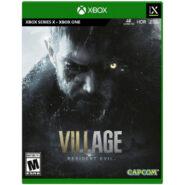 دیسک بازی Resident Evil Village | مخصوص XBOX