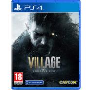 دیسک بازی Resident Evil Village | مخصوص PS4