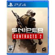 نسخه فیزیکی بازی Sniper Ghost Warrior: Contracts 2 | مخصوص PS4