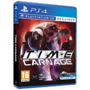 دیسک بازی Time Carnage | مخصوص PSVR