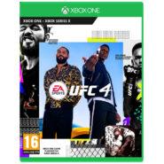 دیسک بازی UFC 4 | مخصوص XBOX ONE/XBOX Series X