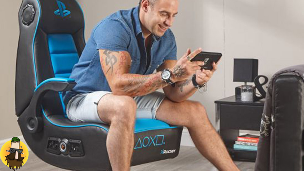 X Rocker Sony Infiniti Gaming Chair